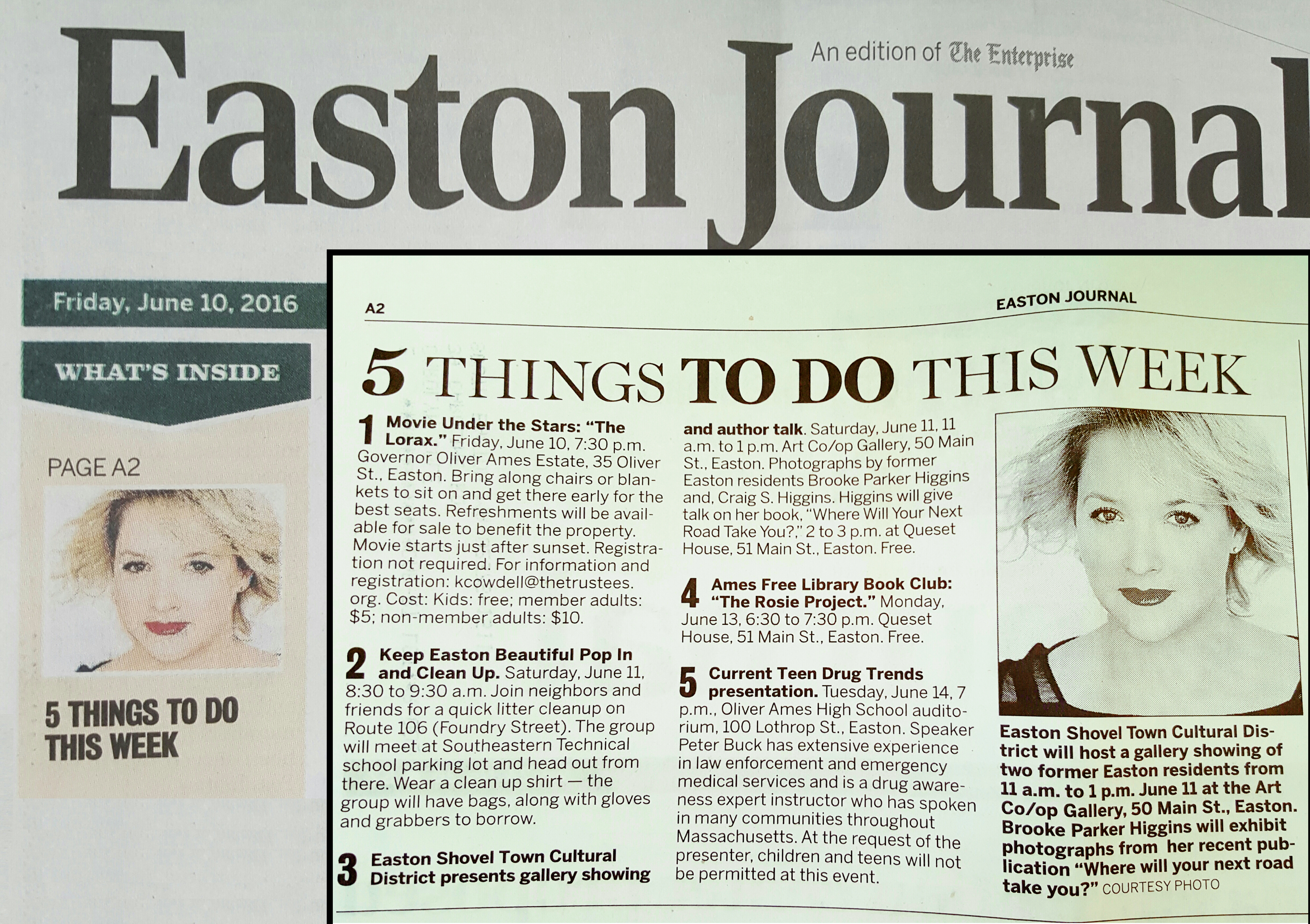 Easton Journal